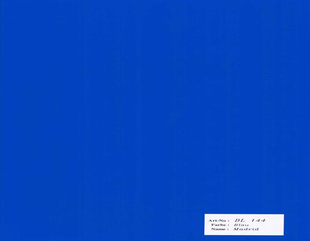 Lichtdeckefolie Blau